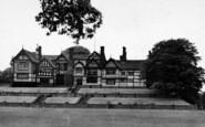 Bramhall, Bramall Hall c.1955