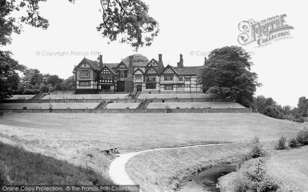 Bramhall, Bramall Hall c.1965
