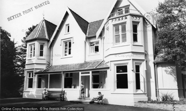 Bramhall, Hillbrook Grange c.1965