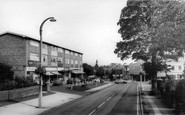 Bramhall, Woodford Road c.1965