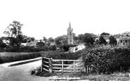 Bramham, All Saints Church 1909