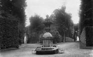 Bramham, Park, Four Faces 1909