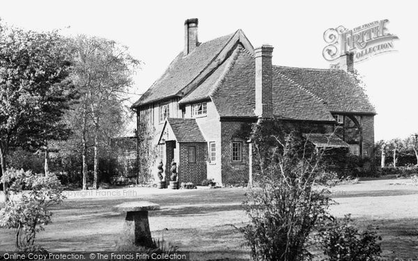 Bramley, Bakers Farm c.1955