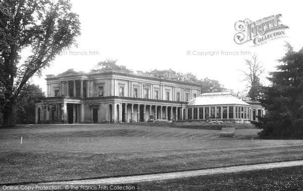 Bramley, Bramley Park 1908