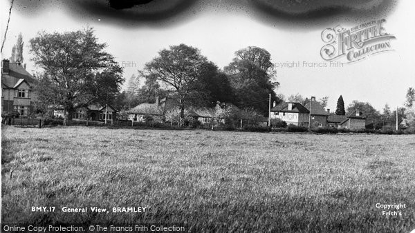 Bramley, General View c.1955