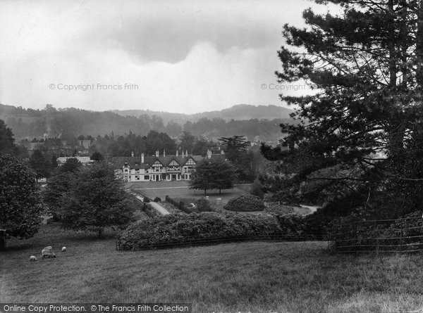 Bramley, Grange Hotel 1929