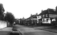 Bramley, High Street 1935