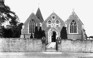 Bramley, Holy Trinity Church 1904