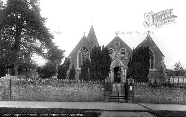 Bramley, Holy Trinity Church 1929