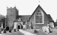 Bramley, St James Church c.1955
