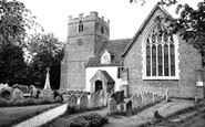 Bramley, St James Church c1960