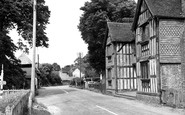 Bramley, The Manor House c.1955