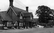 Bramley, the Six Bells c1955
