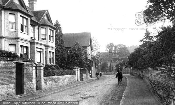 Bramley, The Village 1906