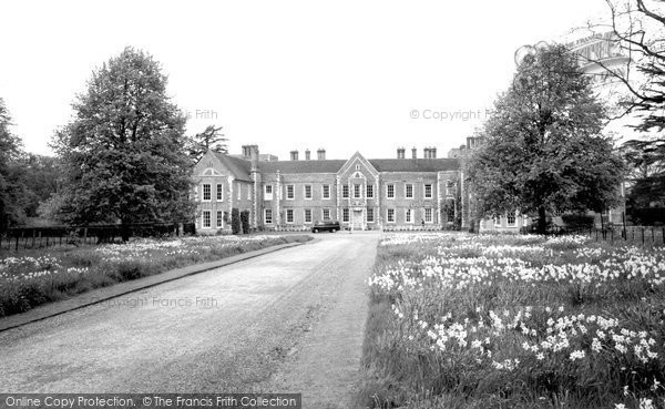 Bramley, The Vyne c.1960