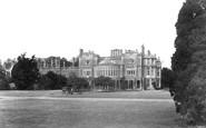 Brampton, Brampton Park 1898