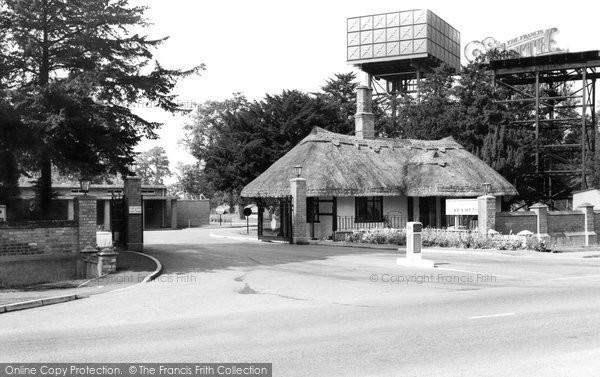 Brampton, Camp Entrance c.1965