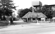 Brampton, Camp Entrance c1965