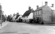 Brampton, High Street 1964