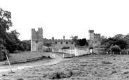 Brampton, Naworth Castle c.1955