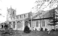 Brampton, St Mary Magadalene Church 1898