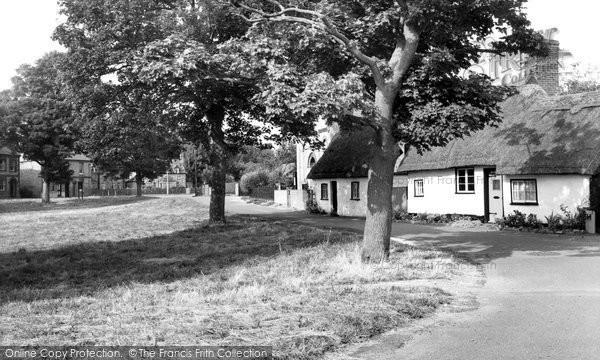 Brampton, The Green c.1960