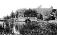 Brampton, The Mill 1907