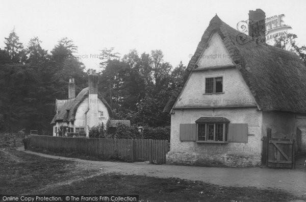 Brampton, The Village 1907