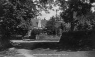 Bramshott, Adam's Cottage 1901