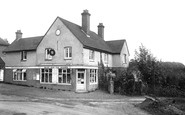 Bramshott, Blue Jug Tea Rooms 1925