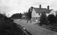 Bramshott, Chase Post Office 1912