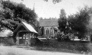 Bramshott, Church 1901
