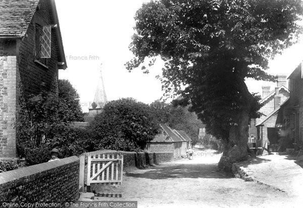 Bramshott, The Village 1901