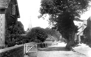 Bramshott, The Village 1901