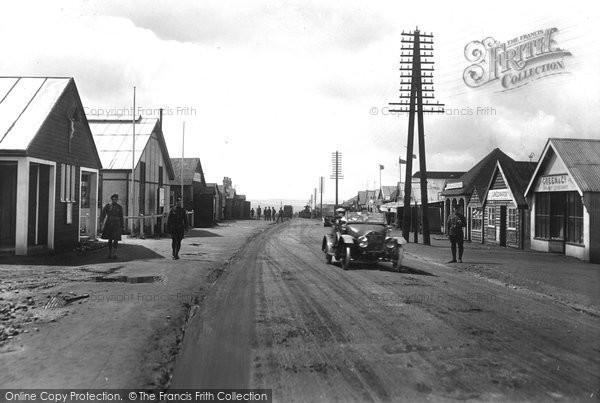 Bramshott, Tin Town 1917