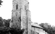 Brancaster, St Mary's Church c.1965