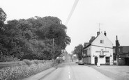 Brancaster, The Ship Hotel 1968