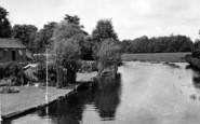 Brandon, River Ouse c.1950
