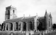 Brandon, The Church c.1960