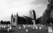 Brandon, The Church c.1965