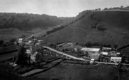 Branscombe, Church And Village 1931