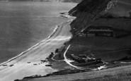 Branscombe, Cliffs 1931