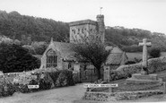 Branscombe, St Winifred's Church c.1960