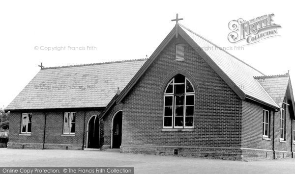 Bransgore, The School c.1960