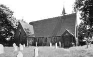 Branston, St Saviours Church c.1955