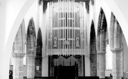Branston, The Church Interior c.1965