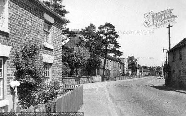Branston, Village c.1955