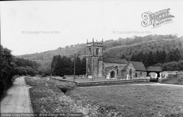 Brantingham, The Church c.1955