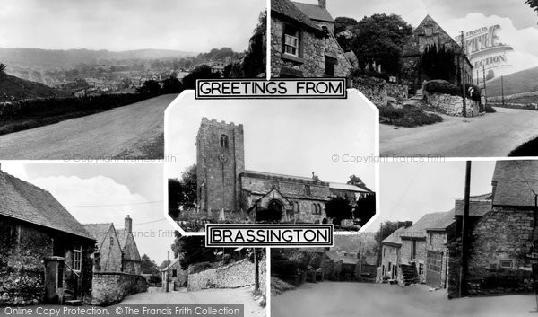 Brassington, Composite c.1955