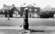 Brasted, The Village Green c.1955